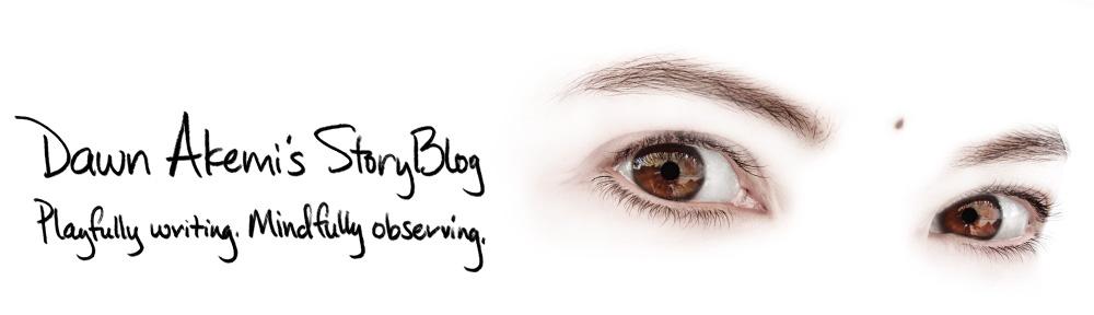 Dawn Akemi's StoryBlog