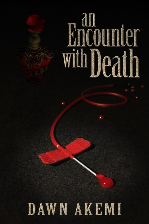Hot off the online presses: An Encounter With Death. After a series of emotional setbacks, Vanessa, is filled with despair. She decides to take control of her destiny, but like her life, nothing turns out as planned. Wanting to meet her maker, she instead has an encounter with Death. A sexy and magical tale of the power of love to heal. Intended for mature audiences. Available for $.99 at Smashwords and Amazon.